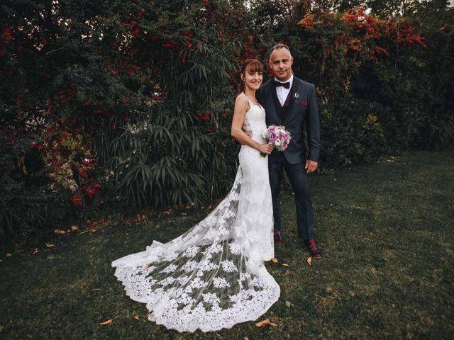 El casamiento de Paula y Álex