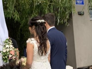 El casamiento de Brenda y Ezequiel  1