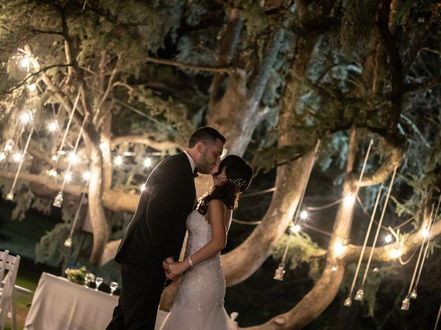 El casamiento de Celeste y Alejandro