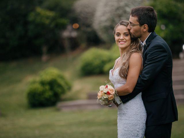 El casamiento de Muri y Manu