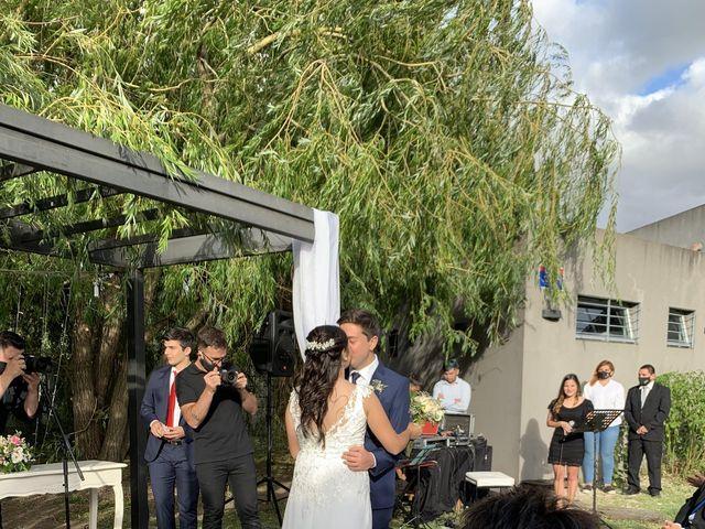 El casamiento de Ezequiel  y Brenda en Francisco Álvarez, Buenos Aires 2