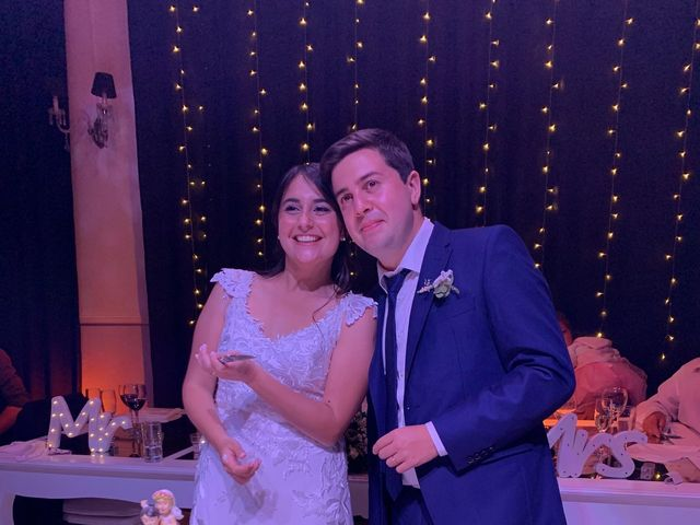 El casamiento de Brenda y Ezequiel
