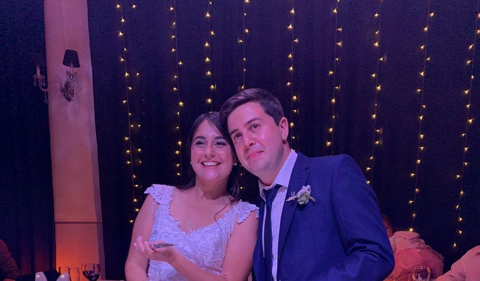 El casamiento de Ezequiel  y Brenda en Francisco Álvarez, Buenos Aires