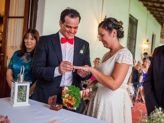 El casamiento de Magali y Jose