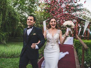 El casamiento de Natalia y Luciano