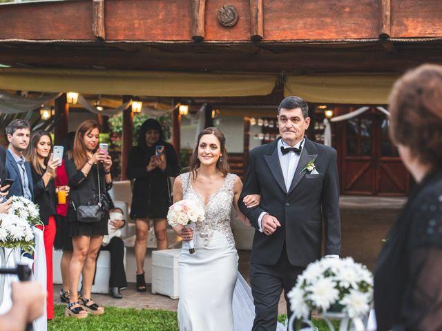 El casamiento de Luciano y Natalia en Burzaco, Buenos Aires 3