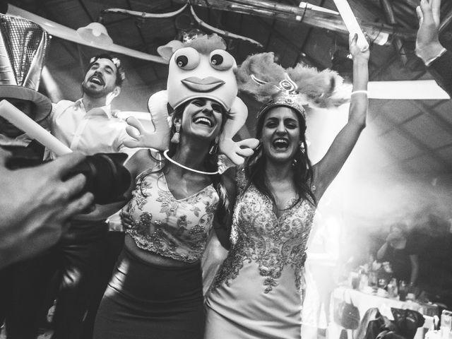 El casamiento de Luciano y Natalia en Burzaco, Buenos Aires 1