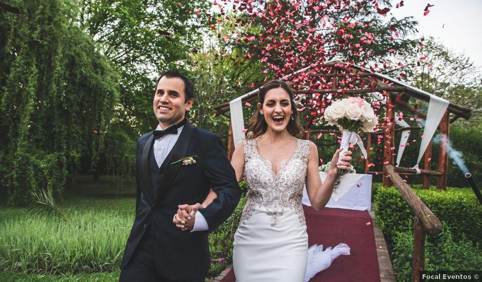 El casamiento de Luciano y Natalia en Burzaco, Buenos Aires