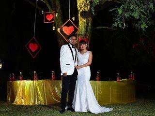 El casamiento de Daiana y Juan Mauricio