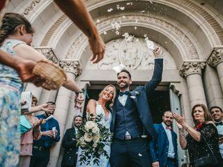El casamiento de Fer y Maxi