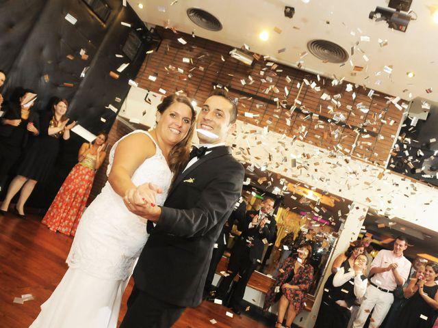 El casamiento de Denise y German