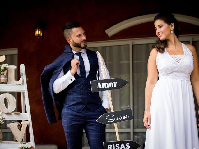 El casamiento de Nati y Dani