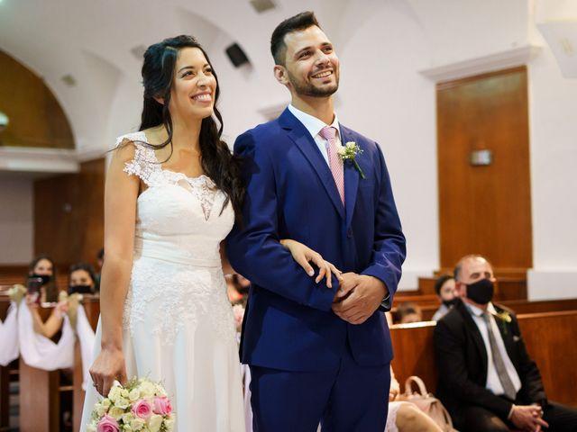 El casamiento de Romina y Valentín