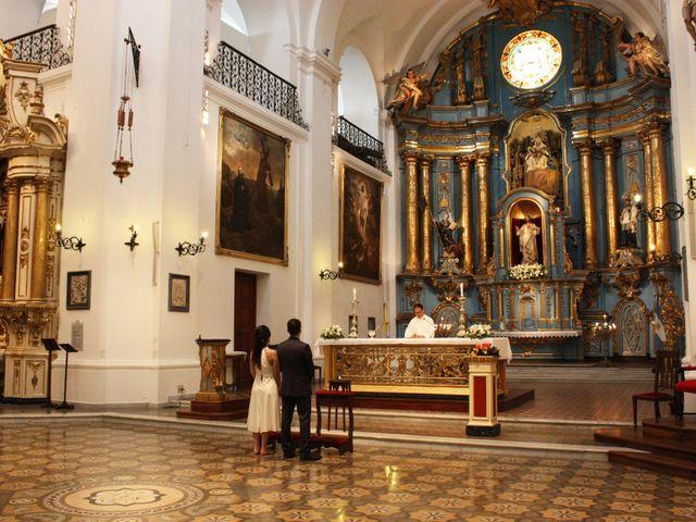 El casamiento de Enrique y Laura en Tortuguitas, Buenos Aires 4
