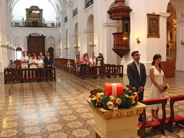 El casamiento de Enrique y Laura en Tortuguitas, Buenos Aires 3