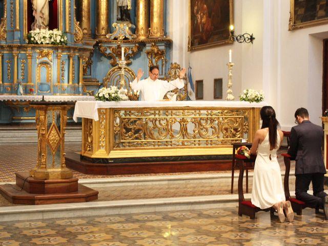 El casamiento de Enrique y Laura en Tortuguitas, Buenos Aires 6