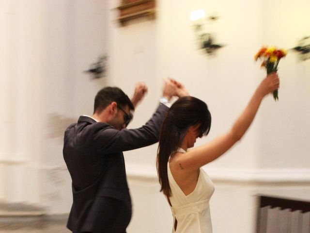 El casamiento de Enrique y Laura en Tortuguitas, Buenos Aires 8