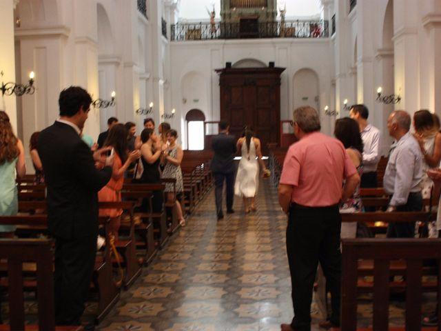 El casamiento de Enrique y Laura en Tortuguitas, Buenos Aires 9
