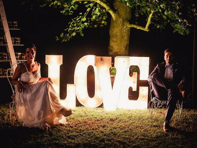 El casamiento de Enrique y Laura en Tortuguitas, Buenos Aires 121