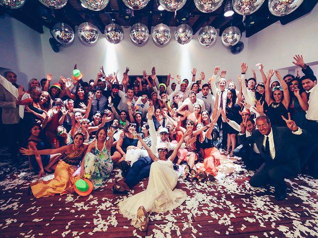 El casamiento de Enrique y Laura en Tortuguitas, Buenos Aires 127