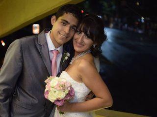El casamiento de Araceli y Brian