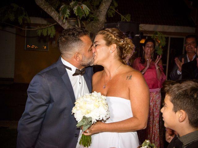 El casamiento de Barbi y Marce