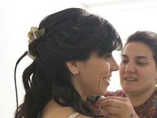 El casamiento de Nora  y Germán  2