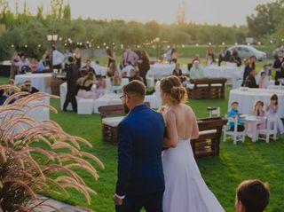 El casamiento de Belén y Jorge
