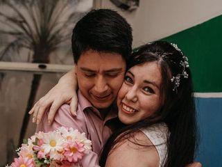 El casamiento de Mariela  y Mateo  2