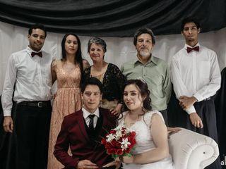 El casamiento de Mariela  y Mateo
