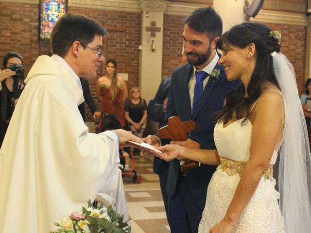 El casamiento de Nora  y Germán