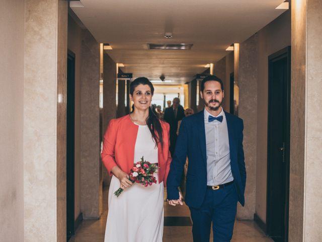 El casamiento de Pau y Agus