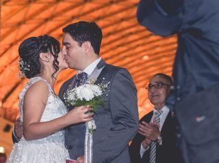 El casamiento de Noélia y Javier