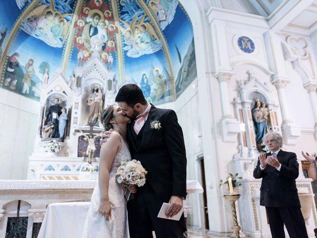 El casamiento de Mar y Cesar