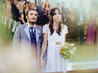 El casamiento de Jimena y Andrés