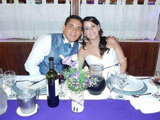 El casamiento de Noelia y Jorge