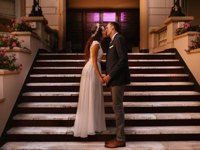 El casamiento de Dafne y Ryan