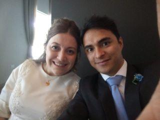 El casamiento de Georgi y Gastón