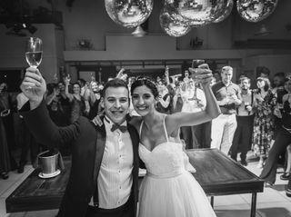 El casamiento de Mile y Tincho