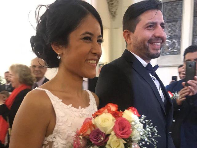 El casamiento de Sil y Gandu