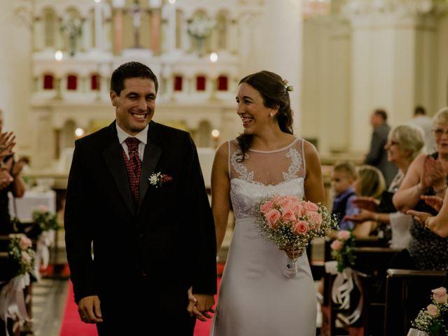 El casamiento de Camila y Bruno