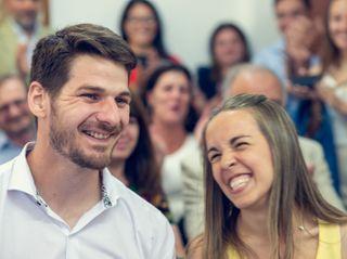 El casamiento de Valentina y Nicolas 1