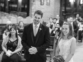 El casamiento de Valentina y Nicolas