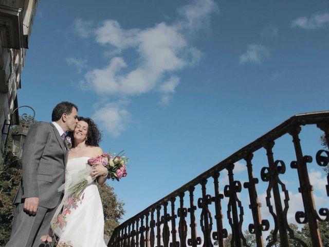 El casamiento de Jill y Merhi