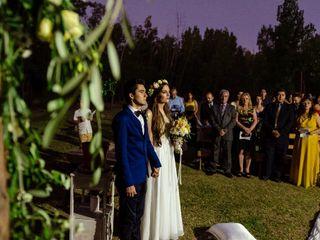 El casamiento de Micaela y Aarón 1