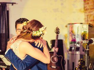 El casamiento de Micaela y Aarón 2