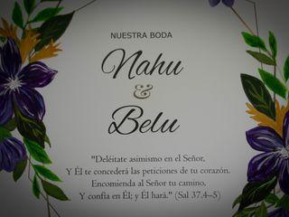 El casamiento de Belén y Nahuel 1