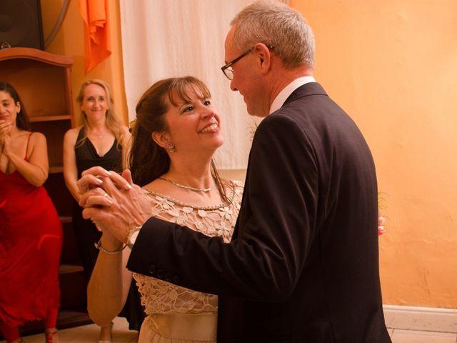 El casamiento de Victoria y Mariano