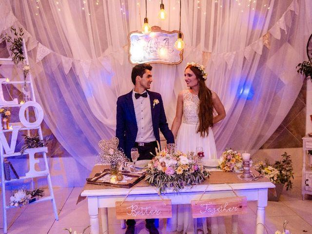 El casamiento de Aarón y Micaela en Mendoza, Mendoza 2