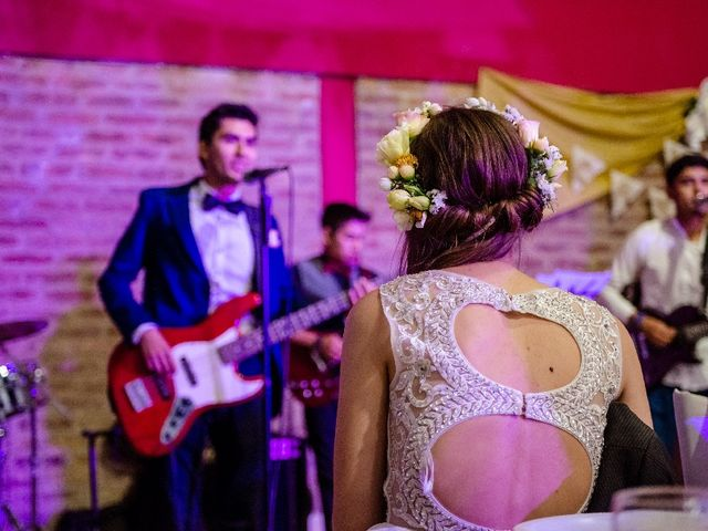 El casamiento de Aarón y Micaela en Mendoza, Mendoza 7